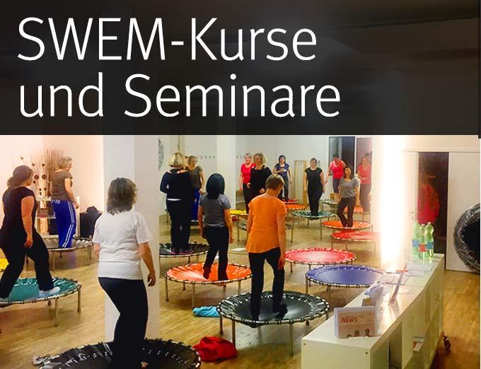 Banner swem Kurse und Seminare