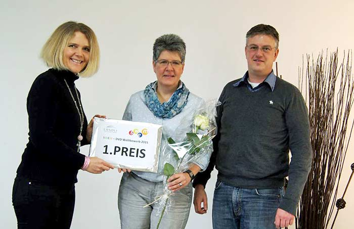 SWEM Wettbewerb Gewinnerin