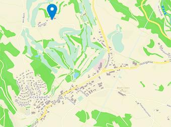 Ortsplan Höhnen 4, D-79736 Rickenbach